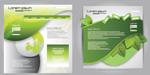 绿色网页矢量