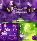 紫色梦幻香薰