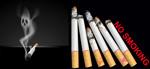 禁烟广告矢量