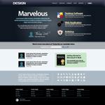 企业网页模板