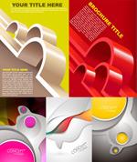 抽象图形海报