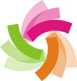 旋转三角形色彩