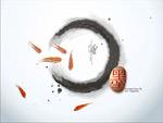 水墨心境中国风