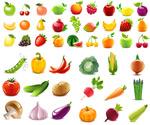 新鲜瓜果蔬菜