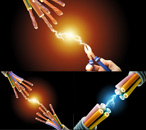 光纤电缆图