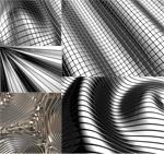 铝银器材背景