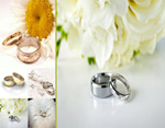 浪漫结婚戒指