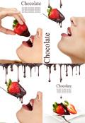 草莓和巧克力