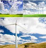生态和风力发电