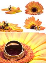 鲜花与戒指