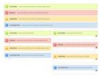 网页信息提示模块