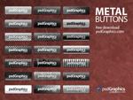 金属质感按钮