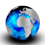 蓝色地球PSD