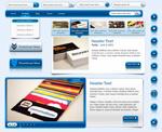欧美网站界面