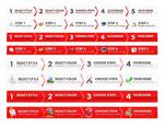 网站图标导航PSD
