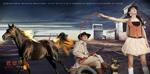 西部情侣写真2