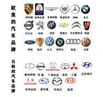 各种汽车标志