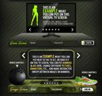 网页与显示器