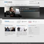 网页模板PSD