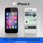 iphone4手机P