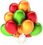 绚丽彩色气球2