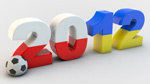 2012立体字
