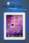 iPad2分层PSD