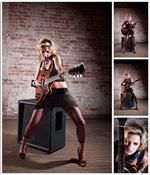 女人与吉它