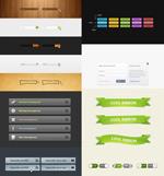 网页设计元素