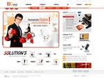 电子商务网站