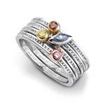 水晶宝石钻戒2