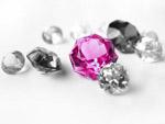 精美的钻石