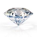 晶莹剔透的钻石