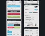 手机页面模版