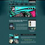 国外简洁网页模板