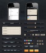皮革UI工具包