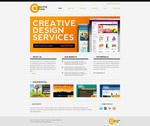 设计公司网站模板