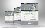 服务类网站模板