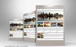 摄影类网站模板
