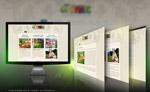 园艺主题网页模板