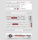 网页设计UI元素
