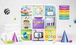 儿童网页模板
