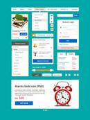 电子商务UI
