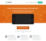 简洁的网站UI