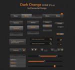 橙色的UI工具包
