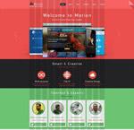 工作室网页模板