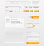 网页UI工具包