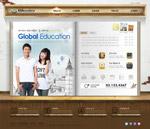 教育学校网页