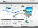 商务创意网页