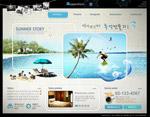 房产公司网页